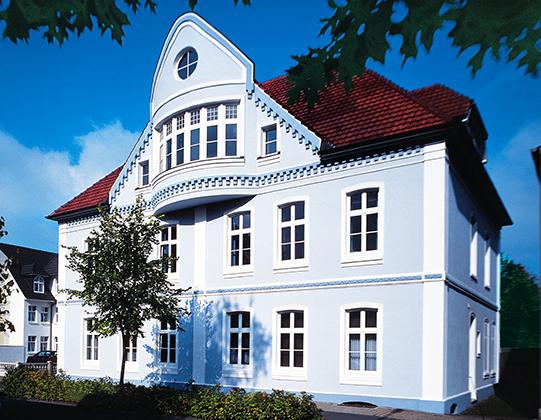 Anstrich, Haus, Wand, Fassade