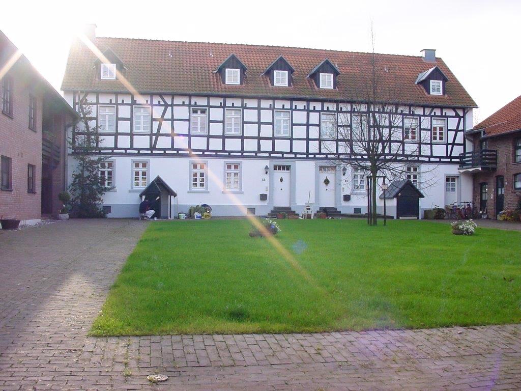 Fachwerk, Bonn, Fassaden, Wand