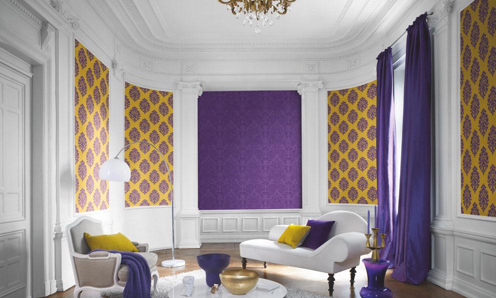 Raumgestaltung-Farbgestaltung, Innenraum, Tapete, Wand
