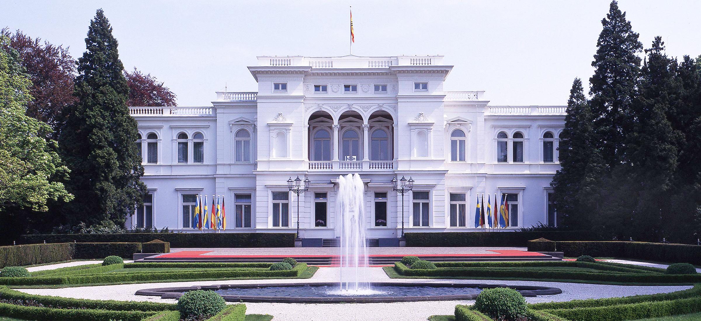 Fassaden, Wand, Villa Hammerschmidt